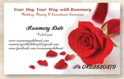 Your Day Your Way with Rosemary