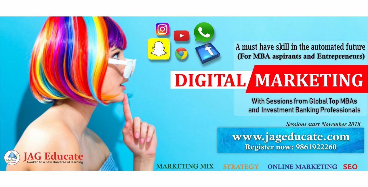 Best Digital Marketing course in Bhubaneswar