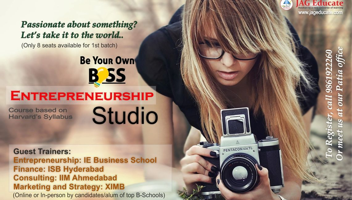 Entrepreneurship Training in Bhubaneswar