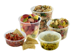 Deli container, togo supplies, take out contaiers, soup bowls