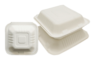 Eco-Friendly Hinged containers