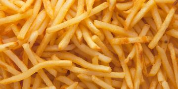 Improved food quality for fried foods