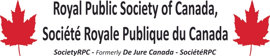 Royal Public Society of Canada- Société Royale Publique du CanadA