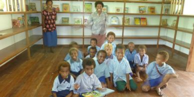 Walindi Resort developing schools for local youth