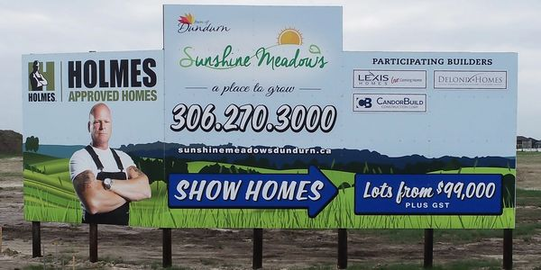 Mike Holmes - First Holmes Approved Homes Community in Saskatchewan - Sunshine Meadows Dundurn