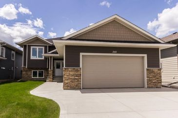 260 Prairie Dawn Drive, Included $5,000 Appliance Package in base price. Basement is finished.