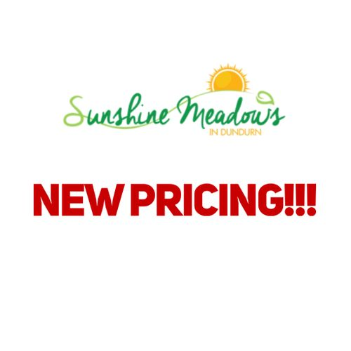 Sunshine Meadows Dundurn - New Prices - Short drive from Saskatoon