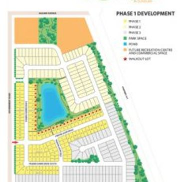 Land for sale - new homes & commercial - call Sunshine Meadows Dundurn a short drive from Saskatoon