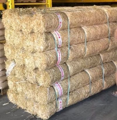 White Front Feed & Seed Erosion Control Products Straw Mats DOT Seed Mixes Grass Seed Native Seed