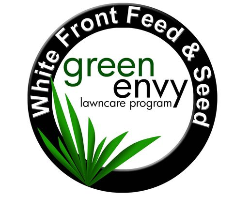 White Front Feed & Seed green envy lawncare program