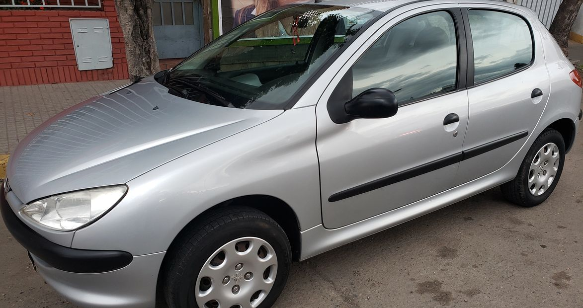 peugeot 206, financiacion, automovil, usado, permuta