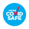 We have covid safe plan in place