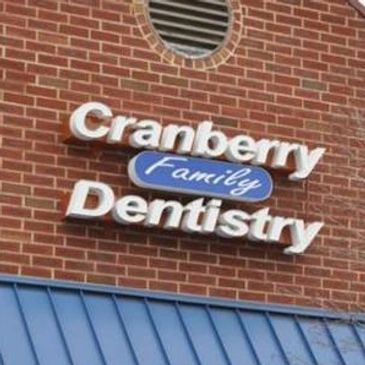 Cranberry Family Dentistry Building