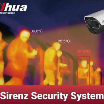 Thermal body temperature cameras  Perfect for use in care homes and office blocks
