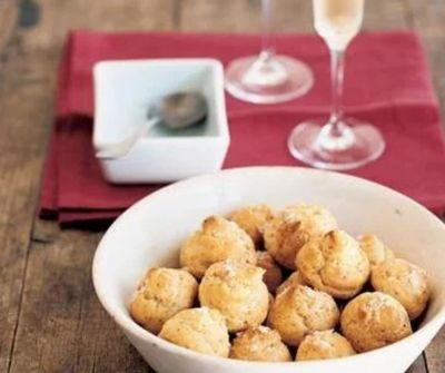 People are raving about this extremely appealing appetizer. Make these puffs in advance and freeze t