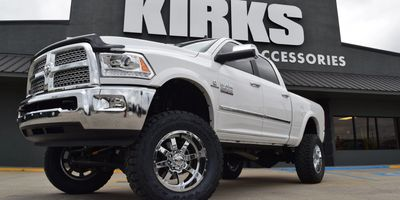 Lift Kit Ram 2500
