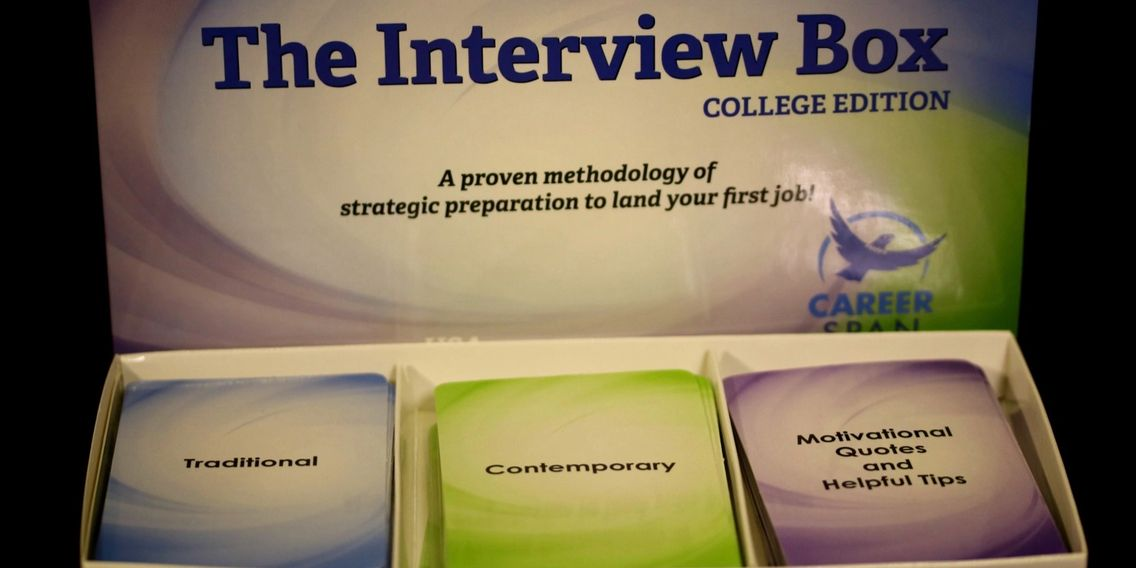 The Interview Box.  Get hired.  College graduates