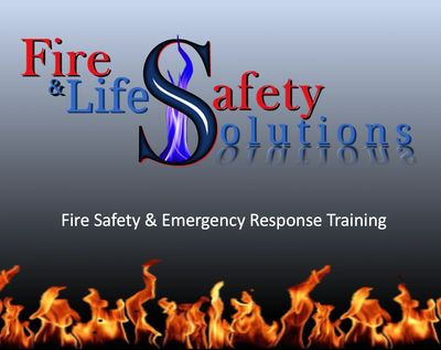 Personal Care Home Fire Safety Training