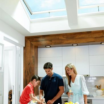 Velux Solar Powered Blinds/Discount Skylight LLC