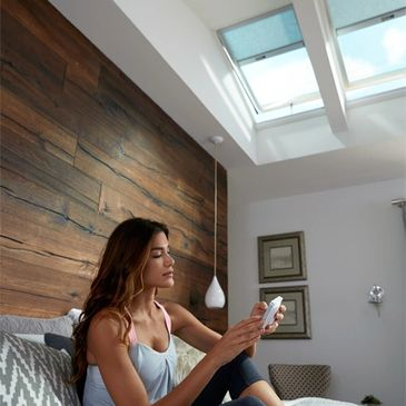 Velux Solar Powered Windows/Solar Powered Blinds/Discount Skylight LLC