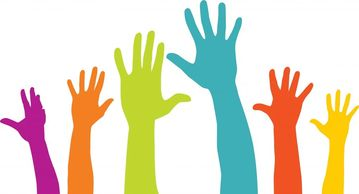 Raise a Hand to Volunteer! We Need New Leaders!