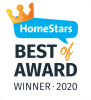 HomeStars Best of Awards Contractors 2020