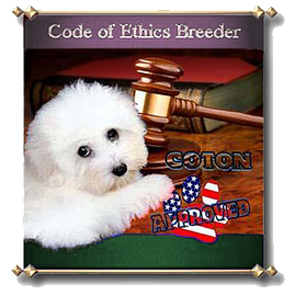 Code of Ethnics Breeder