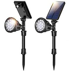 JSOT SOLAR LIGHTS OUTDOOR,GARDEN SOLAR LIGHTS,2