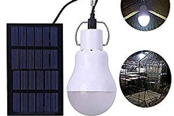 Solar Powered Shed Led Light Bulb - GreeSuit Portable USB Charge Lantern Lamp Spotlight Indoor Offic