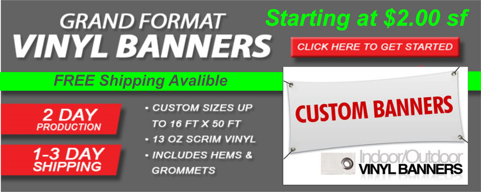 wholesale banners boise ID idaho meridian caldwell nampa eagle crypto decal sticker business vinyl