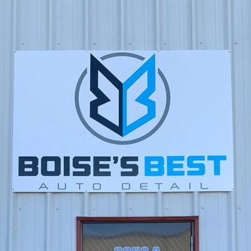 Boise cars signs vinyl eagle meridian logos signshop wraps car wraps marketing business caldwell
