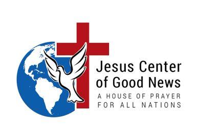 our logo jesus center of good news