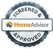 Home Advisor Screened and approved peter's plumbing