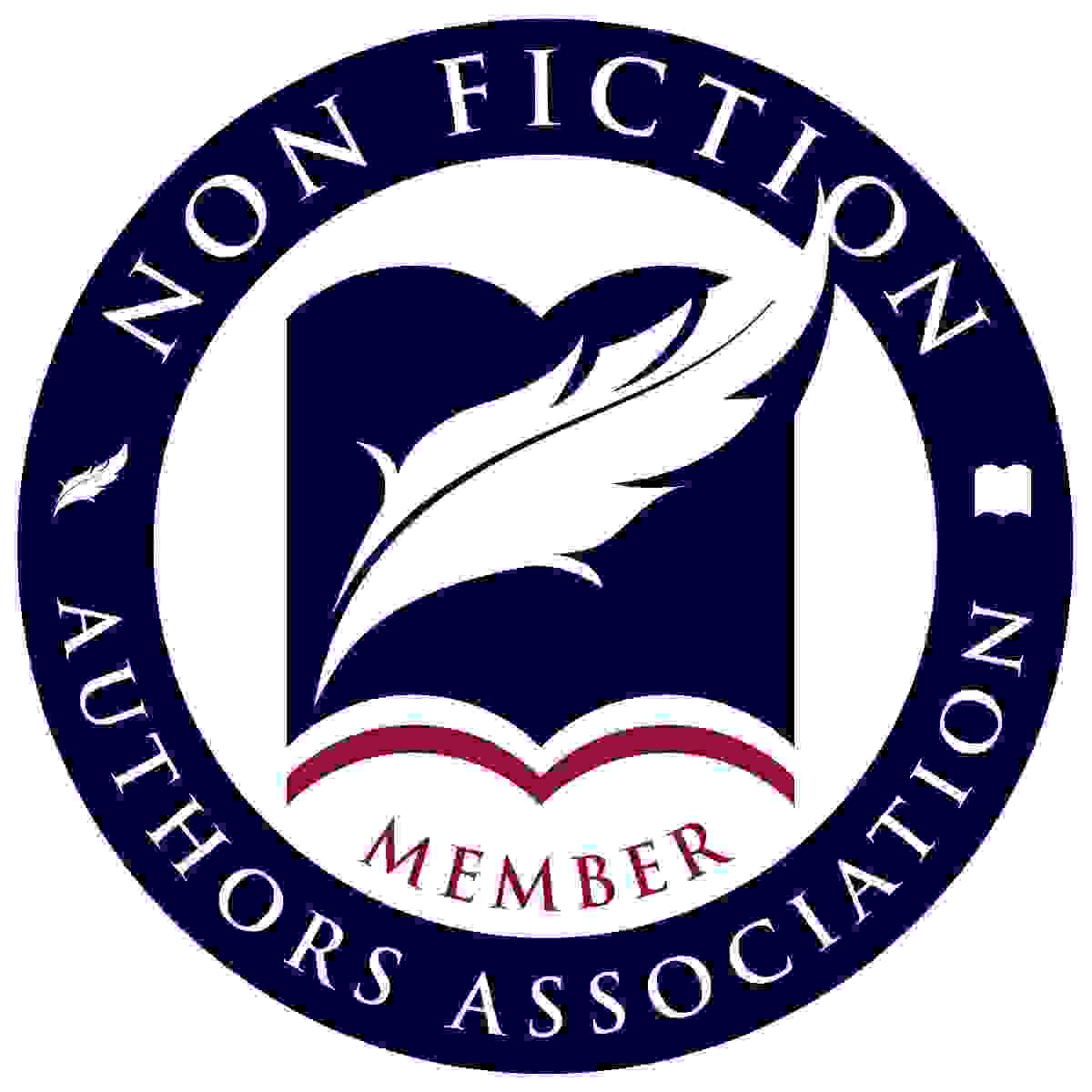 Logo for the Nonfiction Authors Association.