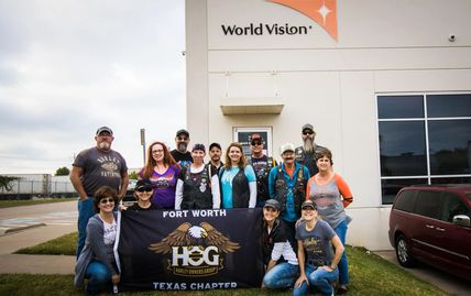 Fort Worth H.O.G. and World Vision