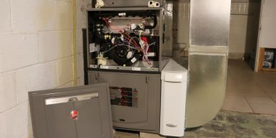 Furnace Install Stow Ohio