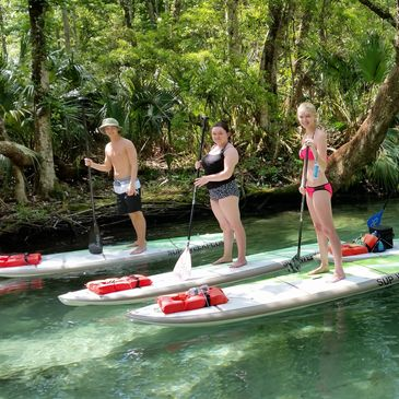 Learning to SUP correctly is worth the time and effort to be a lifetime sport!