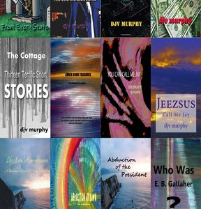 Murphy's books may also be viewed and purchased on Amazon.com under the search words djv murphy.