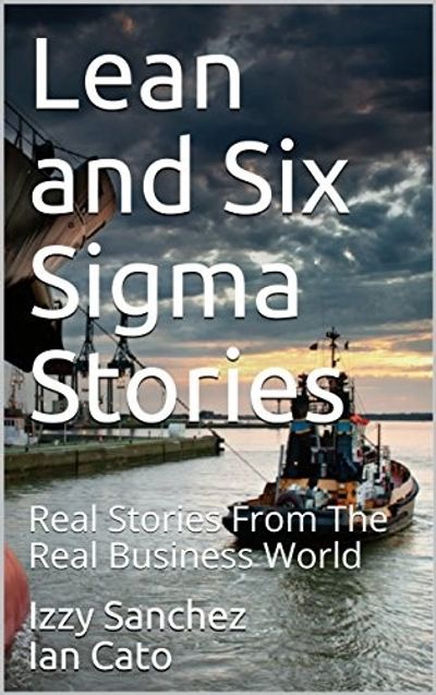 lean and six sigma stories book