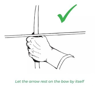 how to shoot a recurve bow accurately