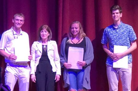 Michael V. Dalton Memorial Scholarship to Lynnfield High School Seniors