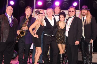 Gary Jenkins and Thundering Hearts Band