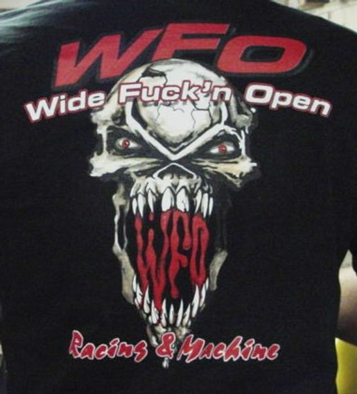 Order Your WFO T-Shirt.