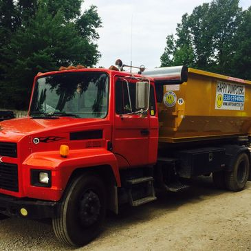 reliable dumpster rental in mahoning and trumbull counties