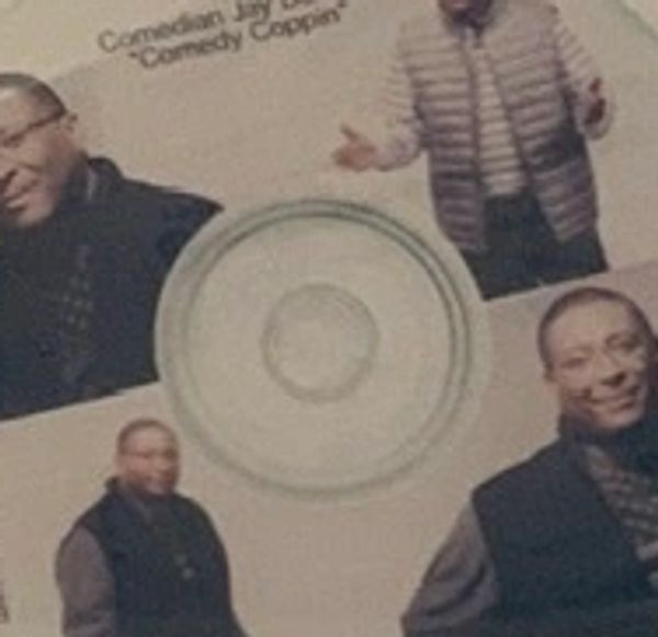 Jay Derrell Comedy Coppin Cd
