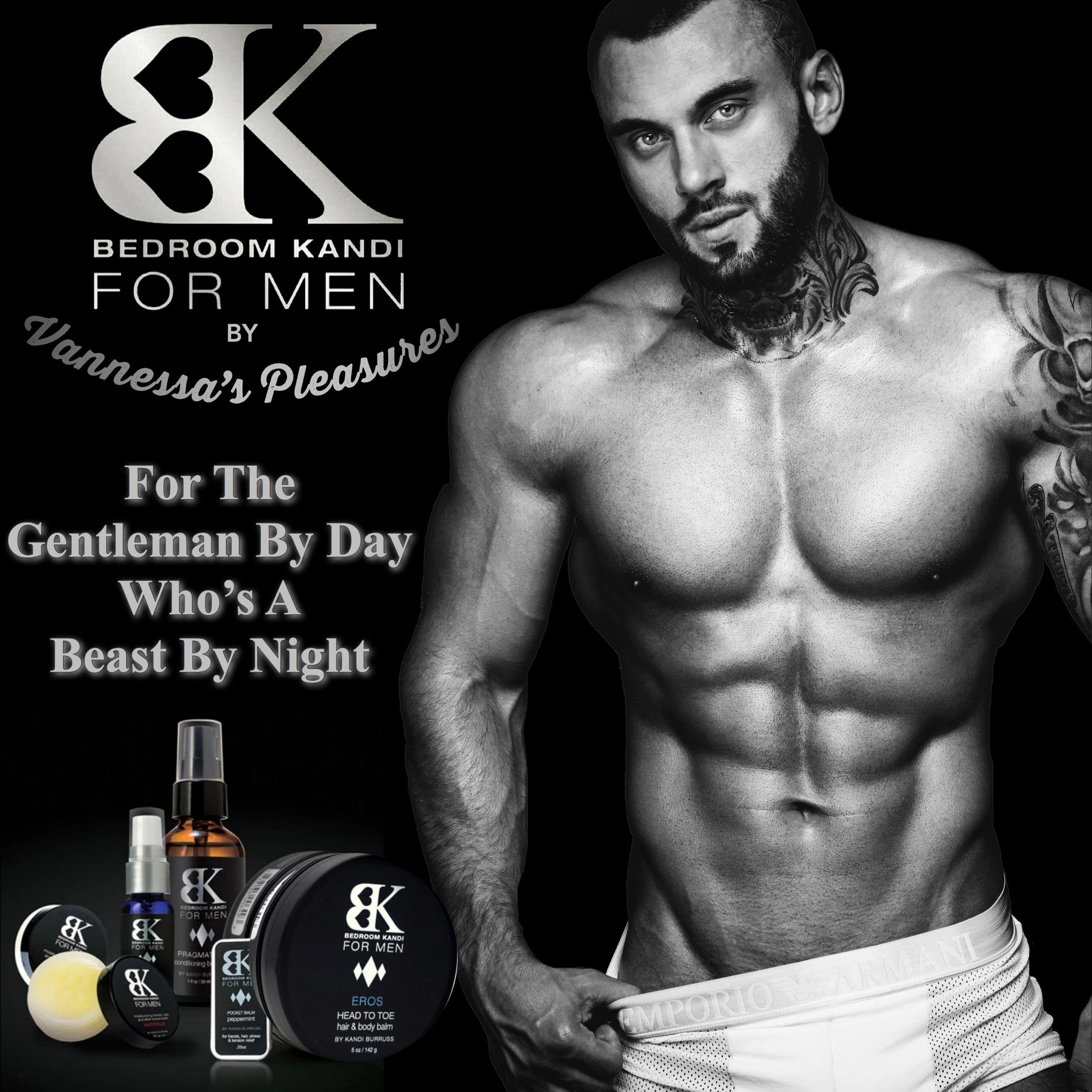 Bk For Men Vannessa S Pleasures