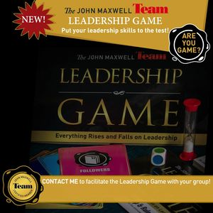 John Maxwell, Leadership, communication, lead, mastermind, coach, train, speak, educator, virtual