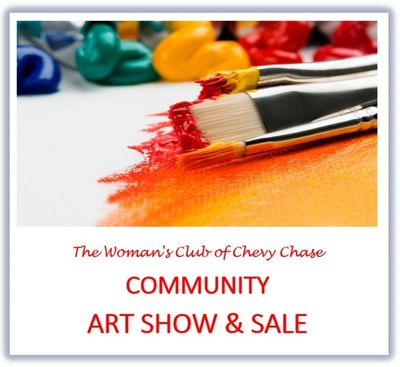 2021 Chevy Chase Art Show and Sale