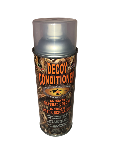 Decoy Conditioner duck decoy spray