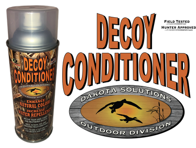 Decoy Conditioner decoy spray